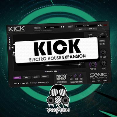 KICK: Electro House Expansion