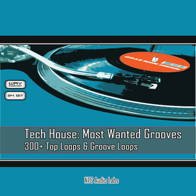 Tech House: Most Wanted Grooves