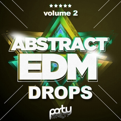 Abstract EDM Drops 2