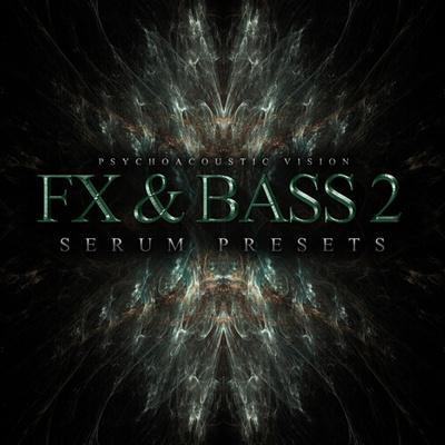 PAV FX & Bass Vol. 2 for Serum