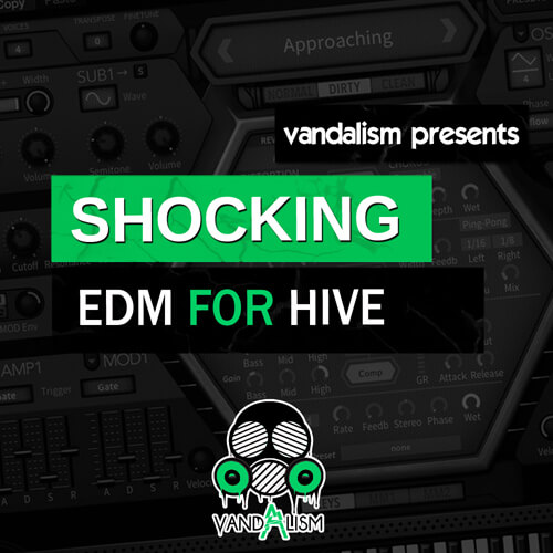 Shocking EDM For Hive