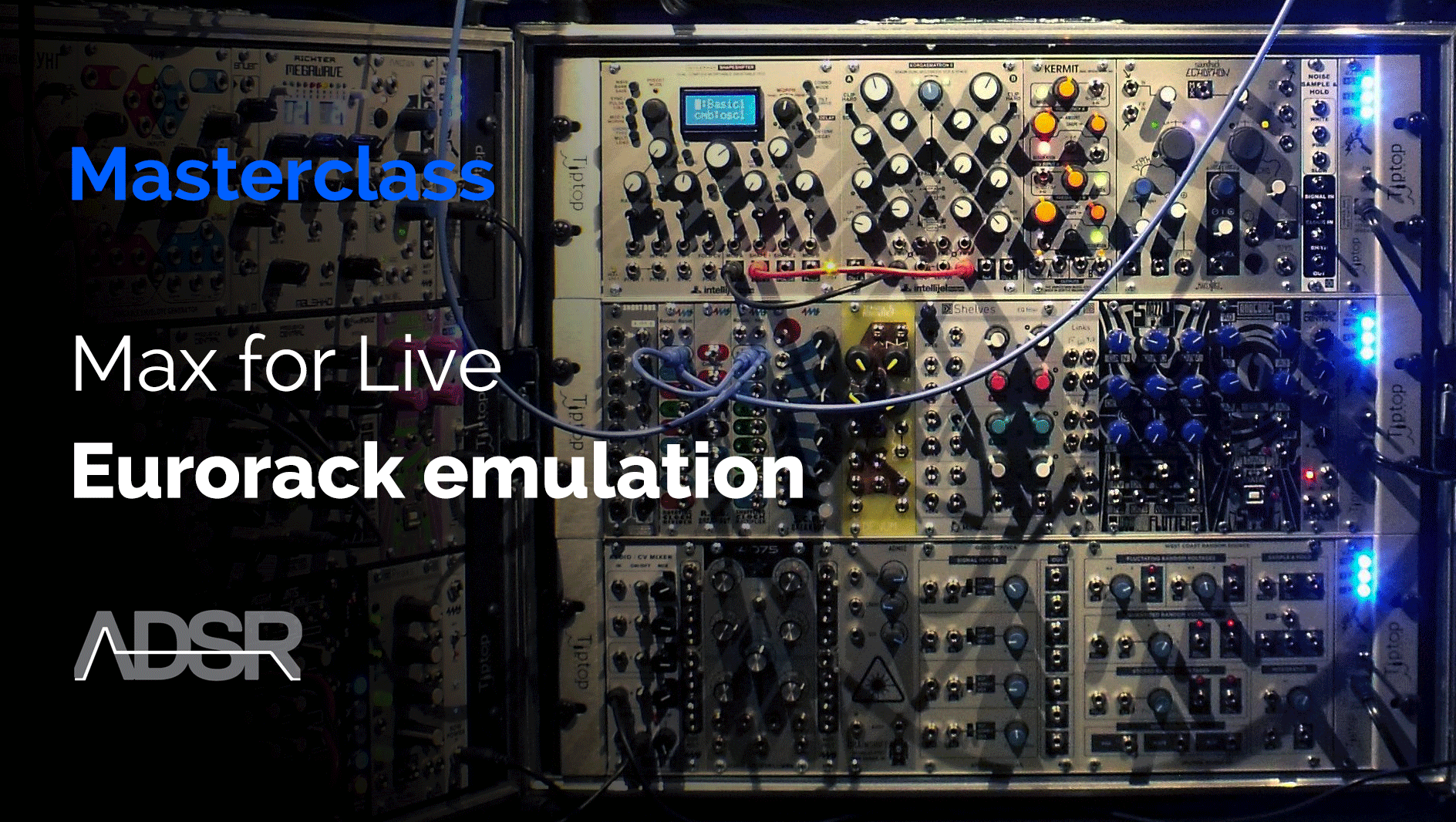 Eurorack Emulation in Ableton with Max for Live