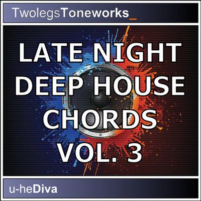 Late Night Deep House Chords Vol. 3
