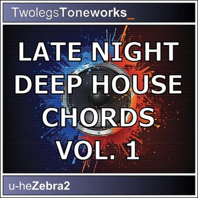 Late Night Deep House Chords Vol. 1