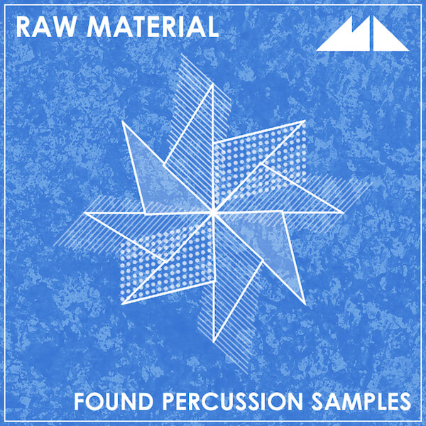 Raw Material: Found Percussion Samples