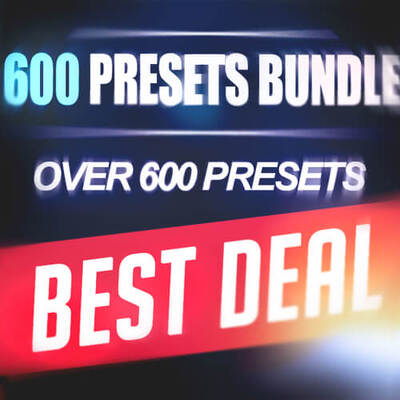 600 PRESETS
