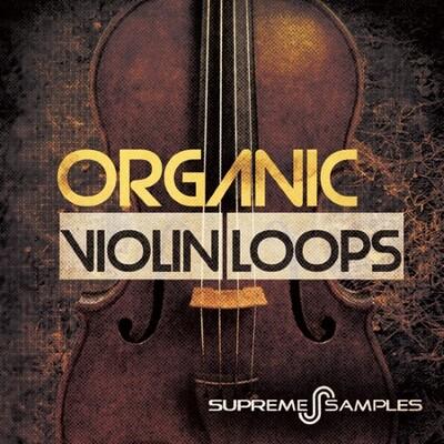 Organic Violin Loops