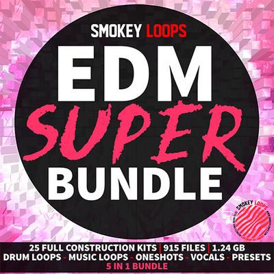 EDM Super Bundle