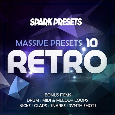 Synthwave/Retro 80s for NI Massive