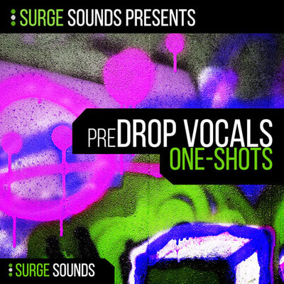preDROP Vocals