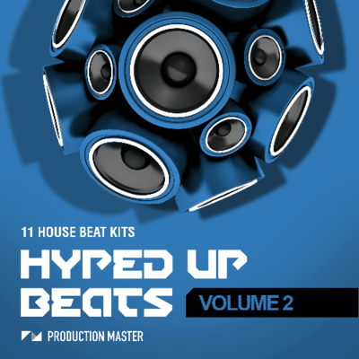 Production Master Hyped Up Beats Pack Vol. 2