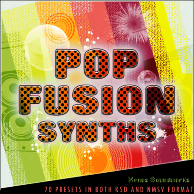 'Pop Fusion Synths' for NI Massive