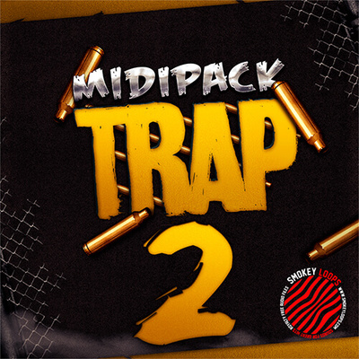 Trap Midi Pack Vol 2