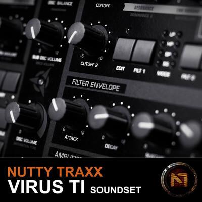 Nutty Traxx - Virus TI Soundset