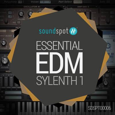 Essential EDM Sylenth 1 Bank