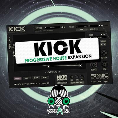 Kick: Progressive House Expansion