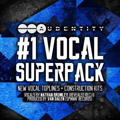 Audentity - #1 Vocal Super Pack