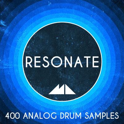 Resonate: Analog Drum Samples