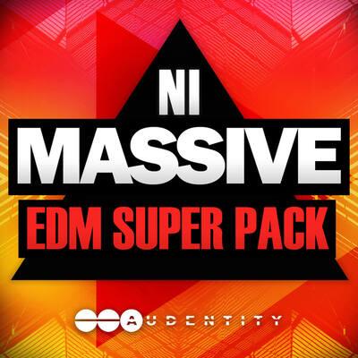 Audentity- NI Massive EDM Super Pack