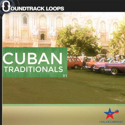 Cuban Traditionals - Authentic Live Recorded Loops & Maschine Kits