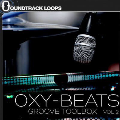 Oxy-Beats - Mic'd Drums - Groove Toolbox Vol 2