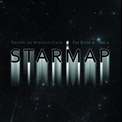 Starmap Vol. 1 for Dune 2