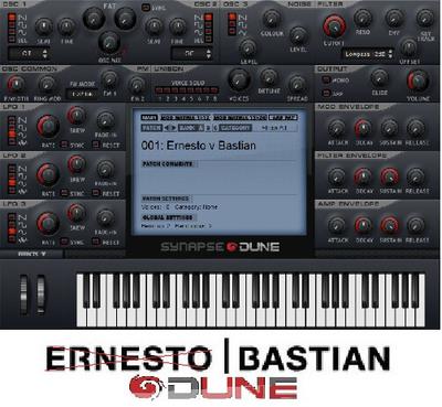 Ernesto vs Bastian Dune Soundbank