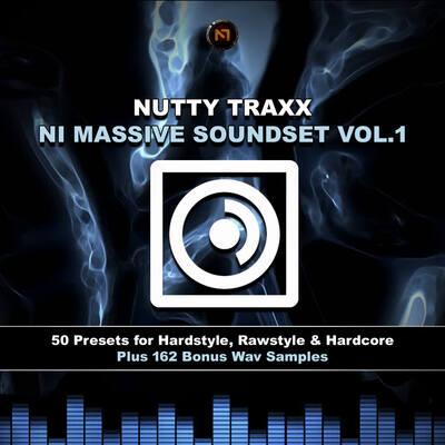 Nutty Traxx - NI Massive Soundset Vol 1
