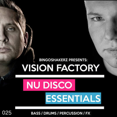 Vision Factory:Nu Disco Essentials
