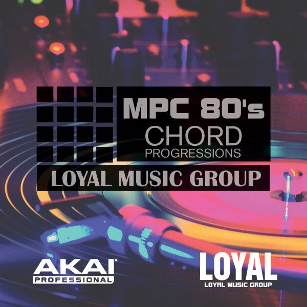MPC 80's Chord Progressions