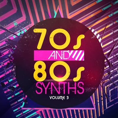 '70s and 80s Synths Volume 3' for NI Massive