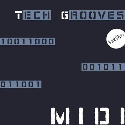 MIDI Tech Grooves