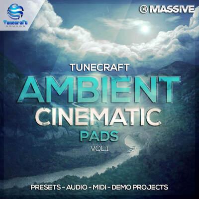 Tunecraft Ambient Cinematic Pads