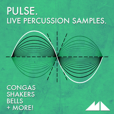 Pulse: Live Percussion Samples