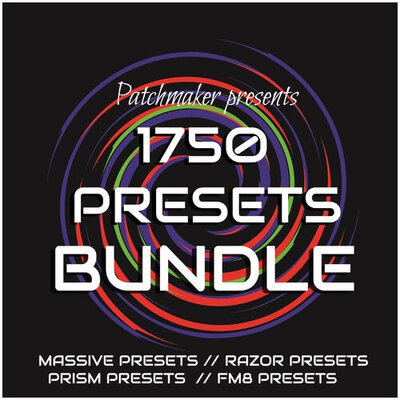 1750 Presets : Native Instruments Bundle