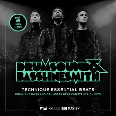 Drumsound and Bassline Smith Technique Essential Beats
