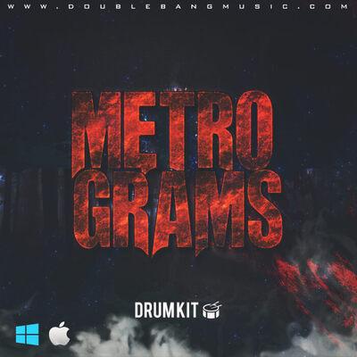Metro Grams Drum Kit