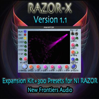 Razor X V1.1