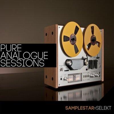 Samplestar Pure Analog Sessions