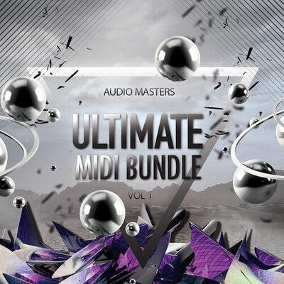 Ultimate MIDI Bundle Vol 1: Pop, RnB & Chillstep