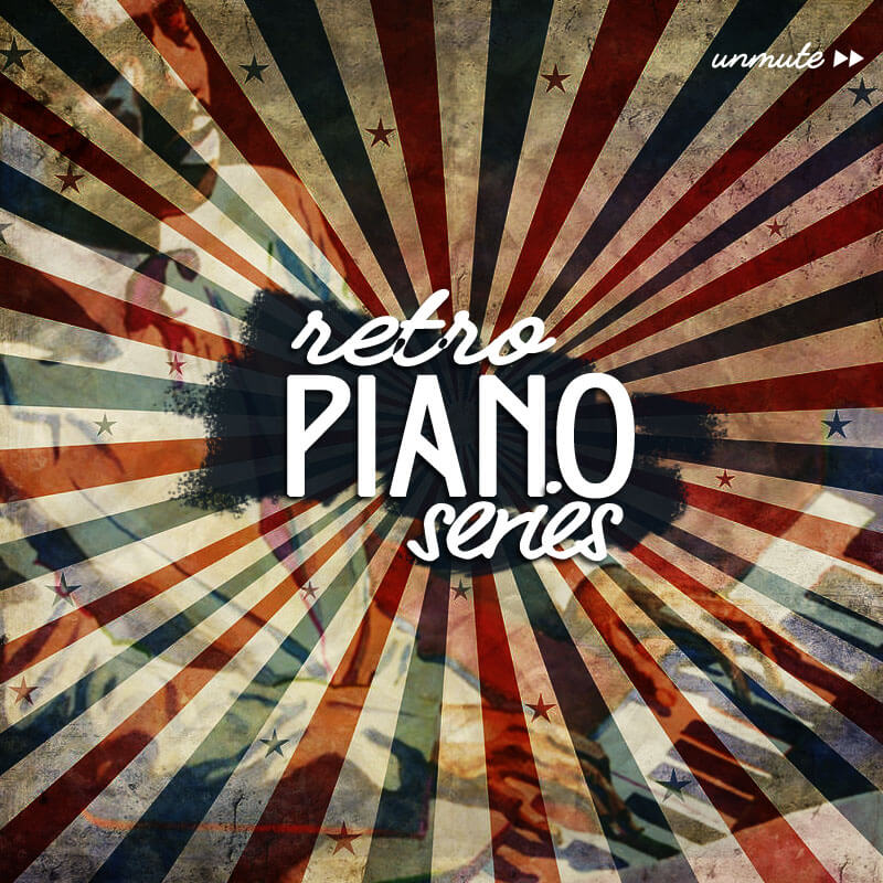 Unmüte Retro Piano Series