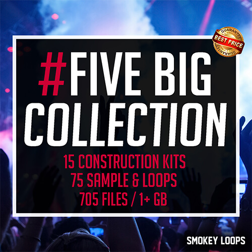 #Five Big Collection