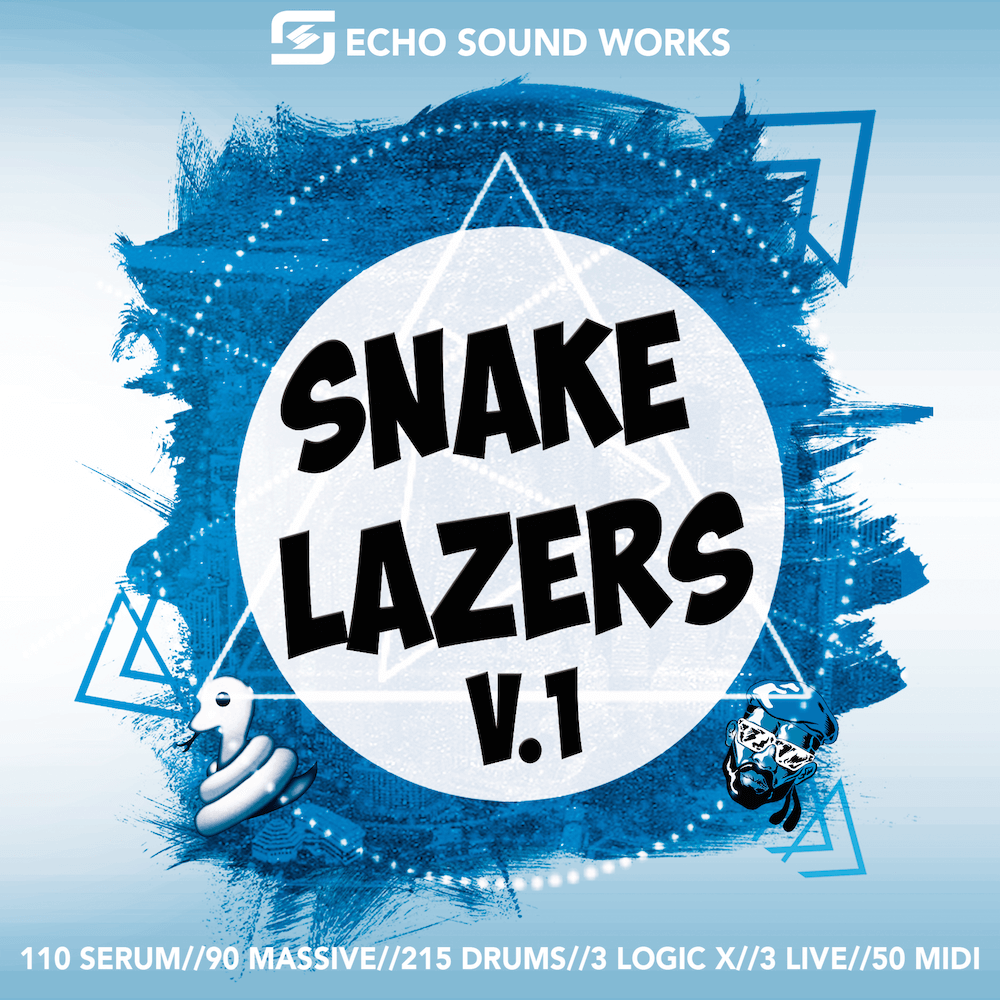 Echo Sound Works Snake Lazers V.1