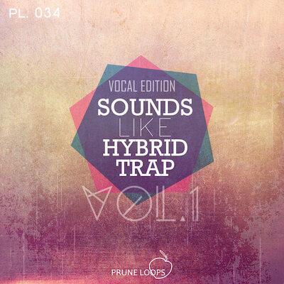 Sounds Like Hybrid Trap Vol 1: Vocal Edition