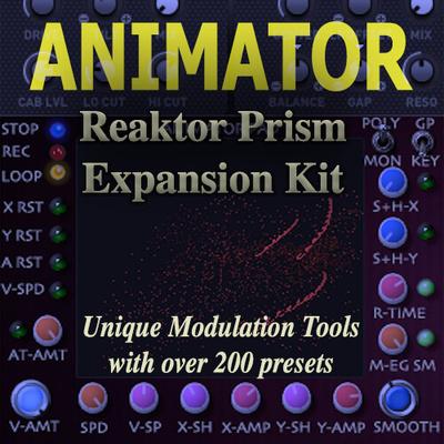 ANIMATOR FOR PRISM