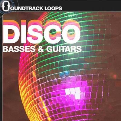Disco Basses and Guitars