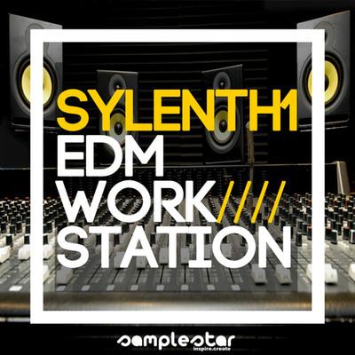 Sylenth1 EDM Workstation