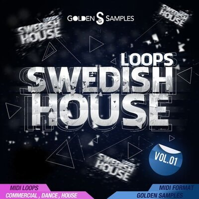 Swedish House Loops Vol 1