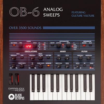OB-6 Analog Sweeps