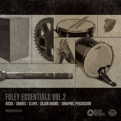 Foley Essentials Vol 2 Presented by AK